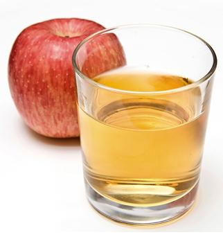 Apple Juice and an Apple