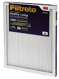 Filtrete Micro Allergen Defense AC Furnace Air Filter,